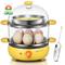 小熊 煮蛋器 多功能双层煎烙煮蛋器 14个蛋容 ZDQ-2191产品图片1