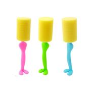 十度良品 海绵杯刷 海绵卫生刷 洗杯刷 清洁刷子 简易耐用杯刷 适用于sd916 颜色随机发