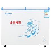 美菱 BC/BD-228AT 228升 蝶形门单箱 节能变温冰柜