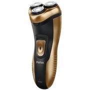 百特 PS168 旋转式三刀头剃须刀 全身水洗电动刮胡刀