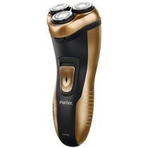 百特 PS168 旋转式三刀头剃须刀 全身水洗电动刮胡刀产品图片主图