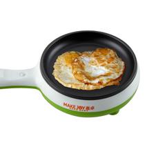 麦卓 Makejoy多功能煮蛋器煎蛋器电煎锅MJ-2113 2113绿-单一煎锅产品图片主图