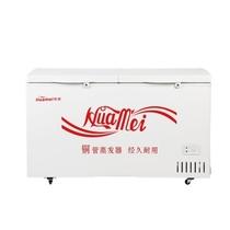 华美 BC/BD-468 468升 家用商用冰柜单温冷藏冷冻转换冷柜(白色) 精铜管蒸发器 468升产品图片主图
