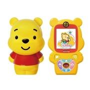 迪士尼 Q611宝宝卫士手机 男生女生小学生低辐射卡通儿童手机 移动联通版