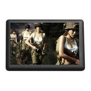 紫光电子 T656 MP5播放器8G 4.3寸触摸+按键 游戏+词典MP4 黑色标配