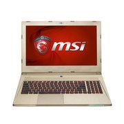 微星 GS60 3QE-018CN 15.6英寸游戏本(i7-4710HQ/16G/1TB+256G SSD/GTX970M 6G/WIN8)拉丝银