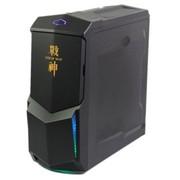 神舟 战神G50-i5 D1 主机(i5-4440 4G 1TB GTX650Ti 2GDDR5独显 )黑色