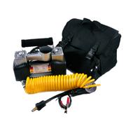 尚品车酷 车载充气泵 汽车充气泵 双缸车用轮胎打气泵高压电动打气筒 单缸打气泵