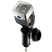 铁将军 胎压监测T177 胎压检测 TPMS 插点烟器屏幕 内置传感器