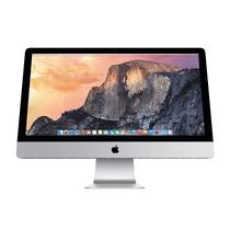 苹果 iMac Retina 5K显示屏 MF886CH/A 27英寸一体电脑(四核i5/8G/1T/R9 M290X 2G独显/OS X Yosemite)产品图片主图