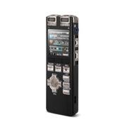 爱国者 录音笔r5578 8g定向高清PCM双供电可扩展16G FM定时远 黑色