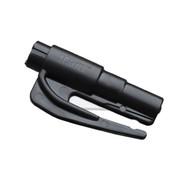 其它 杰恩特 车用多功能破窗器钥匙扣 汽车破窗锤逃生工具 防身破窗刀 安全锤逃生锤救生锤 黑色