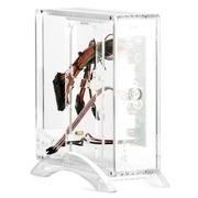 金河田 3D水晶机箱含电源 (无缝对接/强散热/耐腐蚀/不导电/易清洗/内置专用电源)