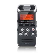 爱国者 R6620录音笔8g声控录音远距离降噪mp3播放器 黑色
