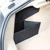宝御记 汽车专用后备箱储物包 置物箱 黑色 尼桑颐达-对装产品图片主图