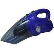 车盟海饰 汽车车载吸尘器 除尘大功率干湿两用车用超强吸力除螨环保手提式 蓝色5305带充气功能
