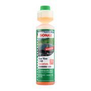 其他 【德国进口】索纳克斯(SONAX)汽车玻璃水雨刷精超浓缩玻璃清洁剂(1:100)稀释 新配方250ml 十次用量