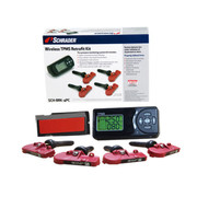 SCHRADER 英国 无线胎压监测系统内置高精度TPMS胎压计胎压检测报警器