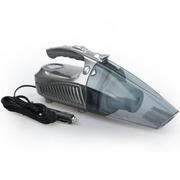 车行天下 车载吸尘器大功率干湿两用充气测胎压吸尘器车用汽车吸尘器 时尚银