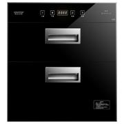 阿诗丹顿 C106 嵌入式 消毒碗柜 家用消毒柜 高端二星消毒