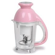 美斯特 MST-516Y 小容量迷你全自动小型豆浆机0.6L容量豆浆机 粉红色