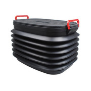 酷玛传奇 汽车折叠整理箱 伸缩置物桶 车用收纳箱 车载后备箱储物盒杂物筒 收纳箱