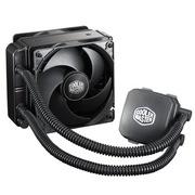 酷冷 冰神120XL CPU水冷散热器((多平台/一体水冷/静音/高效水冷泵)