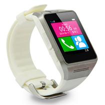 美创 苹果iphone6 plus智能手环三星超薄手表手机蓝牙手表可独立插SIM卡 白色产品图片主图