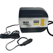 瑞柯 RCP-A09A 车载充气泵 数显预设胎压轮胎打气机汽车充气机