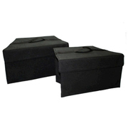 酷玛传奇 名爵6 MG6后备箱置物箱储物盒储物箱置物盒汽车内饰用品 左右两只  右侧无盖