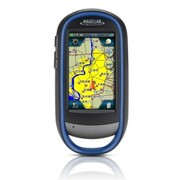 麦哲伦 探险家手持GPS定位仪户外探险经纬度面积测量 测亩仪测绘CAD 510 610测海拔 eXplorist 510 导航套餐一