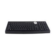 中崎 ZQ-KB700 专业POS键盘 黑
