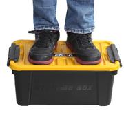 亿高 汽车收纳箱 车用后备箱储物箱 车载整理箱 置物箱 塑料工具箱子 EK-233