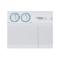 海尔 XPB80-1186BS 双缸洗衣机8公斤(瓷白)产品图片2