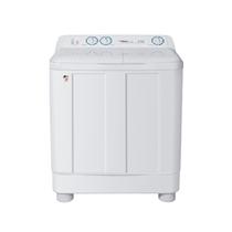 海尔 XPB80-1186BS 双缸洗衣机8公斤(瓷白)产品图片主图