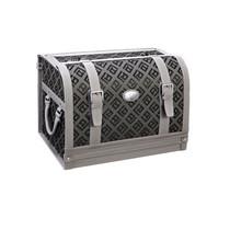安程 Anjuny 汽车收纳箱系列 12款布纹A 车用收纳箱 太空灰产品图片主图