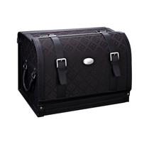 安程 Anjuny 汽车收纳箱系列 12款布纹A 车用收纳箱 经典黑产品图片主图