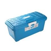 亿高 汽车后备箱储物箱 车载整理箱收纳箱 车用工具箱 自驾装备 天空蓝 880大号