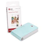LG 趣拍得 相片打印机优惠套装(5盒可粘贴相纸+PD239B相印机)