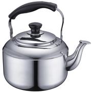 爱仕达 烧水壶 4L不锈钢响水壶T1504