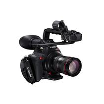 佳能 EOS C100 Mark II 35MM数字摄像机产品图片主图