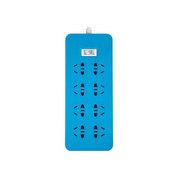 金河田 PST-305A-B 总控8位1.8米蓝色
