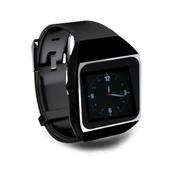 紫光电子 T367视频触摸8G智能蓝牙手表MP3播放器FM收音机计步器扩卡 黑色