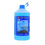 蓝星 玻璃水车用玻璃清洁剂 汽车玻璃水 雨刮水非浓缩 防冻玻璃水 -30 -40度 3.5L