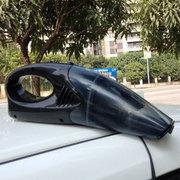 奥能盾 干湿两用车载吸尘器 车用手持式汽车吸尘器 黑色