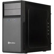 银欣 PS09B 精准9 黑色版机箱(支持长显卡/侧进风静音/静音棉/内部全黑化)