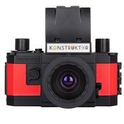 乐魔 Konstruktor 建造者 DIY组装 胶卷单反Lomo相机