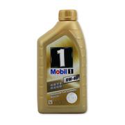 美孚 汽车机油 金一号 1号全合成机油0W-40 1L单瓶装