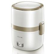 小熊 DFH-A15D1双层蒸煮电热饭盒 加热保温饭盒1.5L