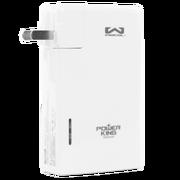 玩加 移动电源/充电宝 Power king 能量之王 9000毫安(mAh) 苹果白